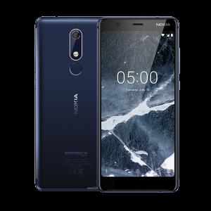 Prodaja Mobitel Nokia 5.1 Dual LTE 16GB 2GB RAM Black