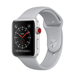 Pametni sat Apple Watch Series 4 MTVR2 LTE 44mm Sport Band White