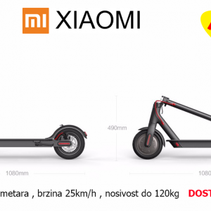 Prodaja Skuter Električni Xiaomi Mijia M365 Gray