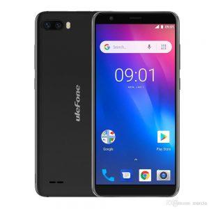 Mobitel Ulefone S1 8GB 1GB RAM Black