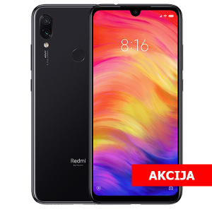 Prodaja Mobitel Xiaomi Redmi Note 7 LTE 32GB 3GB RAM Black