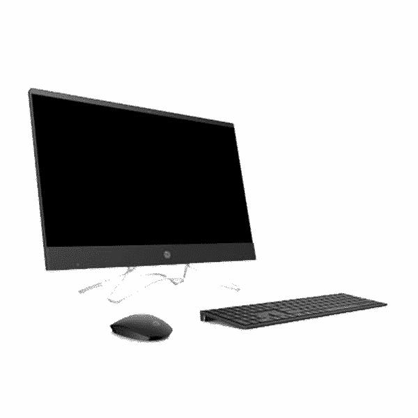 Racunar HP All-in-One 24-f1010ny PC AM 23.8,non Touch,FHD,Ryzen 3 32 00U,8GB,256GB,FreeDOS,Crni,wireless