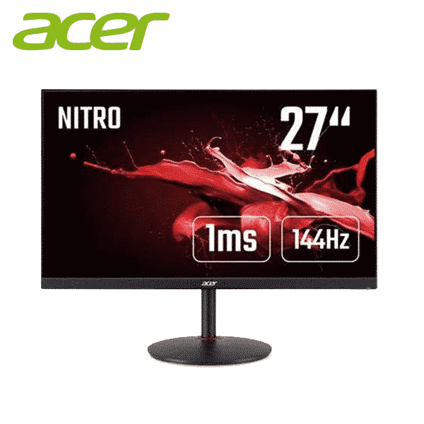 Monitor Acer mon 27 Nitro XV272UPBMII