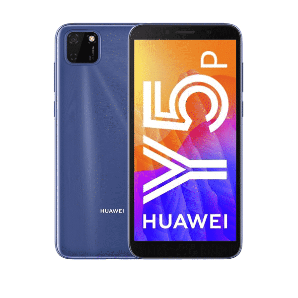 Huawei Y5P 2020 Dual 32GB 2GB RAM Blue