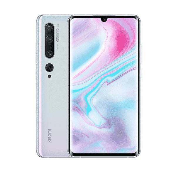 Xiaomi Mi Note 10 Dual 128GB 6GB White