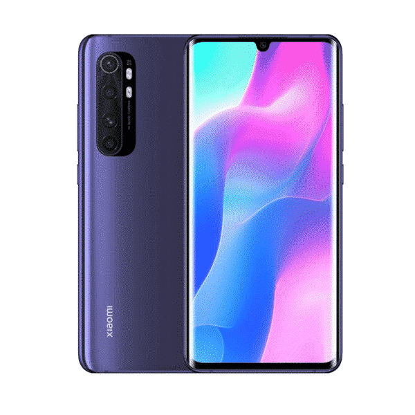 Xiaomi Mi Note 10 Lite 64GB 6GB Purple