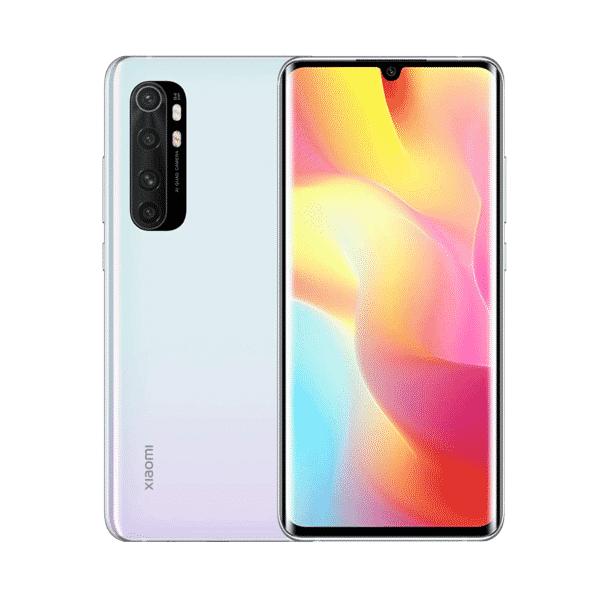 Xiaomi Mi Note 10 Lite 64GB 6GB White