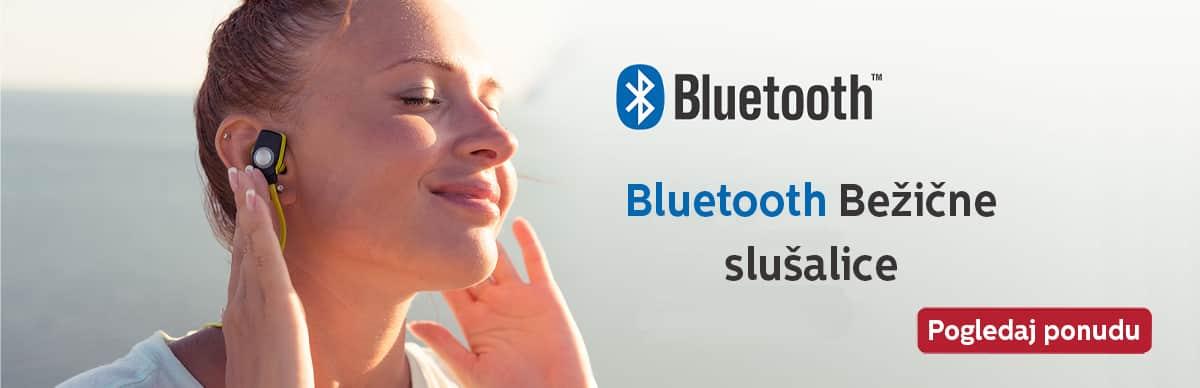 Bluetooth Bežične slušalice