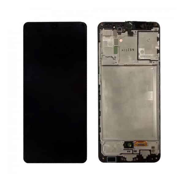 Display Samsung A315 Black
