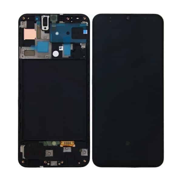 Display Samsung A505 Crni