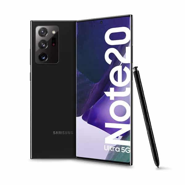Samsung N98F-DS Galaxy Note 20 Ultra 5G 256GB 12GB Black