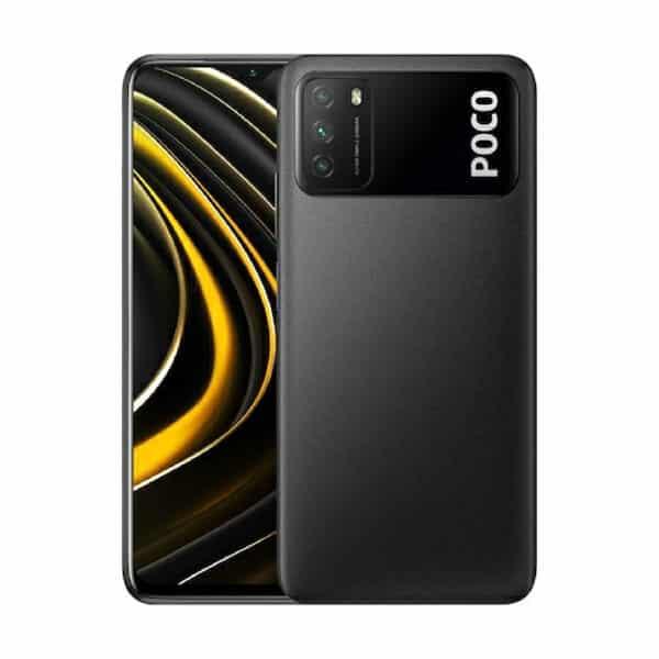 Xiaomi Poco M3 Dual LTE 64GB 4GB RAM Black